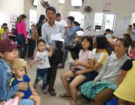 Hàng loạt trẻ ở Đà Nẵng nhập viện vì... nắng nóng