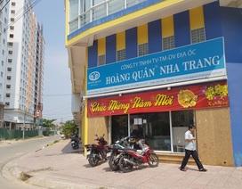 Khánh Hòa hối thúc Địa ốc Hoàng Quân sớm giao nhà cho cư dân