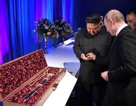 Những hình ảnh ấn tượng về chuyến thăm Nga lịch sử của ông Kim Jong-un