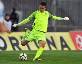 Vì sao thủ môn Việt kiều, Filip Nguyễn chưa thể khoác áo đội tuyển Việt Nam?