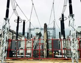 Đóng điện Giai đoạn 1 công trình Nâng công suất MBA 500/220kV tại sân phân phối 500 kV Vũng Áng