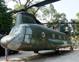 """""""Tận mắt"""" dàn vũ khí hạng nặng mà Việt Nam thu được trong chiến tranh"""