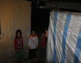 Cảm thương 150 học sinh dân tộc thiểu số kiếm con chữ trong những ngôi nhà tạm