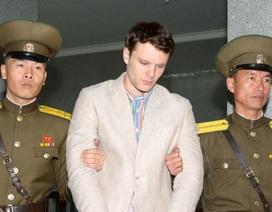 Triều Tiên đề nghị Mỹ trả 2 triệu USD viện phí cho sinh viên Otto Warmbier