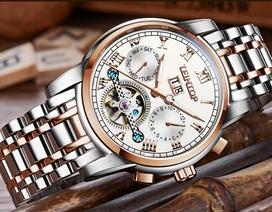 TeinTop - Thương hiệu đồng hồ Mỹ được ưa chuộng tại Việt Nam