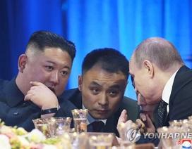Triều Tiên chiếu phim tài liệu về thượng đỉnh Kim - Putin