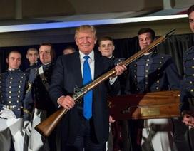 """Số phận của hiệp ước vũ khí bị ông Trump """"cấm cửa"""" tại Mỹ"""