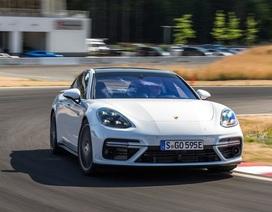 Rộ thông tin Porsche làm phiên bản coupe và mui trần cho Panamera