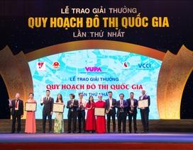 Khu đô thị Đông, Tây thành phố Hải Dương nhận Giải thưởng Quy hoạch Đô thị Quốc gia
