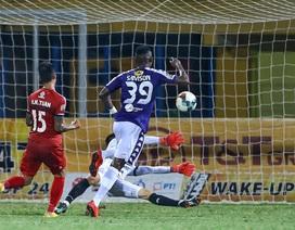 Samson lập công, CLB Hà Nội hạ TPHCM để giành ngôi đầu V-League