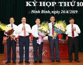 Ninh Bình: Trưởng Ban tuyên giáo được bầu làm Phó Chủ tịch UBND tỉnh