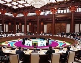 Thủ tướng dự Hội nghị bàn tròn các nhà lãnh đạo tại Diễn đàn BRI 2