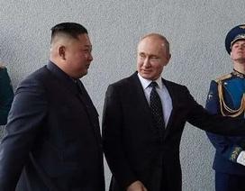 Tổng thống Putin cân nhắc xây cầu nối Nga và Triều Tiên