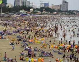 2 ngày lễ đầu tiên, Vũng Tàu đón khoảng 70 ngàn lượt khách