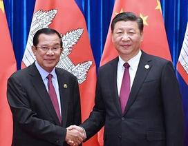 Trung Quốc viện trợ 89 triệu USD, sẵn sàng giúp Campuchia nếu EU trừng phạt