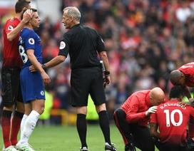 Hòa thất vọng trước Chelsea, Man Utd còn chịu tổn thất lực lượng nghiêm trọng