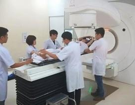 Đầu tư 100 tỷ đồng triển khai kỹ thuật xạ trị ung thư hiện đại