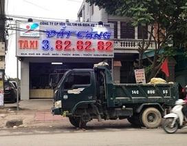 Thuê côn đồ chở cả xe tải đầy phân gà bịt cửa doanh nghiệp đối thủ ngày khai trương