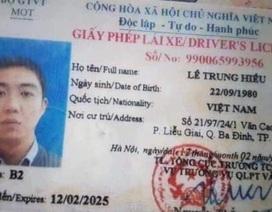 Nóng: Khởi tố vụ án xe Mercedes đâm chết 2 người tại hầm Kim Liên