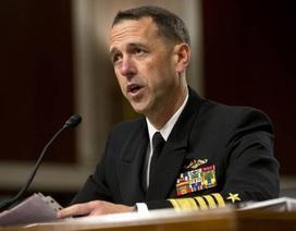 Mỹ cảnh báo cứng rắn với tàu cá, tàu tuần duyên Trung Quốc