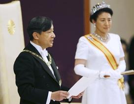 Lễ đăng cơ trang trọng của tân Nhật hoàng Naruhito