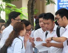 Bộ Giáo dục đưa giải pháp lập lại trật tự thi cử trong năm 2019