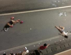 Cảnh sát 141 chặn giữ chiếc xe Mercedes gây tai nạn ở hầm Kim Liên thế nào?