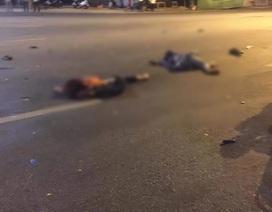Tai nạn tại ngã ba khuất tầm nhìn, đôi nam nữ tử vong thương tâm