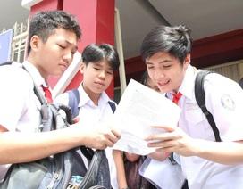 Nóng: TPHCM công bố nguyện vọng ban đầu vào lớp 10