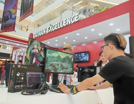 Taiwan Excellence trình diễn loạt sản phẩmnhắm tới game thủđộc đáo tại Việt Nam