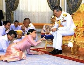 Lễ kết hôn và phong nữ tướng làm Hoàng hậu của Quốc vương Thái Lan