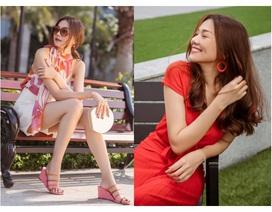 """Siêu mẫu Thanh Hằng - tuổi 36 """"phòng không"""" vẫn trẻ đẹp như gái 20"""