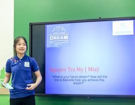 Nguyễn Trà My - Cô bạn 12 tuổi và ước mơ trở thành nhà thiên văn học trên đất Úc