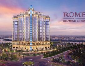 """Rome by Diamond Lotus: Kiến trúc và """"chất"""" La Mã uy nghiêm"""