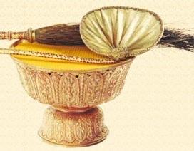 5 báu vật hoàng gia được trao trong lễ đăng cơ của Quốc vương Thái Lan