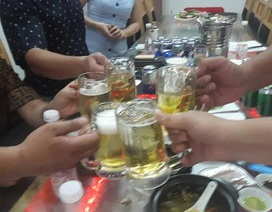 """""""Mày không uống là khinh anh"""" - thứ """"văn hóa"""" đáng...khinh"""
