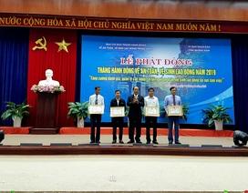 Quảng Nam: Phát động Tháng hành động về an toàn, vệ sinh lao động năm 2019