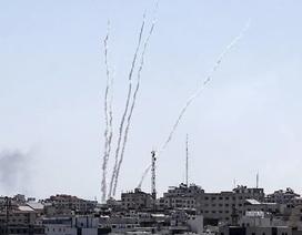 Hamas phóng 90 tên lửa vào khu dân cư, Israel tấn công trả đũa Dải Gaza