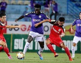 Vòng 8 V-League 2019: B.Bình Dương có cản nổi đội đầu bảng Hà Nội?
