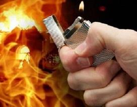 Cãi nhau với vợ lúc nhậu say, phóng hỏa đốt luôn nhà nhạc phụ