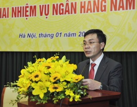 Phó Vụ trưởng Vụ tín dụng sang đại diện 30% vốn Nhà nước tại VietinBank