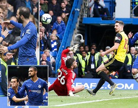 Chelsea 3-0 Watford: The Blues vào top 3