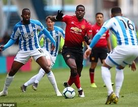 """Huddersfield 1-1 Man Utd: """"Quỷ đỏ"""" hết cơ hội vào top 4"""