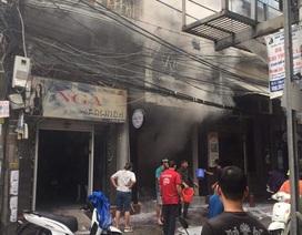 Đối tượng đổ xăng phóng hỏa cửa hàng quần áo trẻ em bị bắt giữ