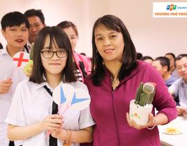 Họp phụ huynh tại trường THPT FPT Đà Nẵng: Điểm số không còn quan trọng