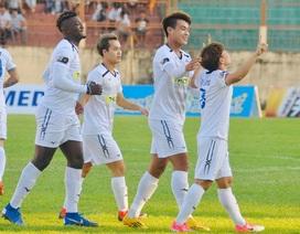 Văn Thanh tái xuất, HA Gia Lai giành chiến thắng trước Nam Định