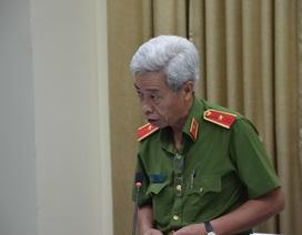 Công an TPHCM có Thủ trưởng CQĐT mới thay tướng Phan Anh Minh
