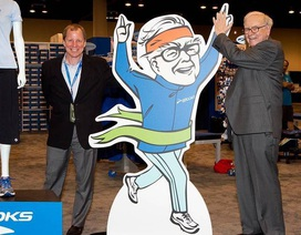 Sợ đánh thuế, hãng giày của tỷ phú Warren Buffett chuyển nhà máy từ Trung Quốc sang Việt Nam