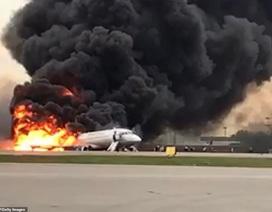 19 phút kinh hoàng của hành khách trên máy bay Nga gặp nạn