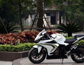 Honda CBR500R - Tự tin cho người nhập môn chơi Sportbike